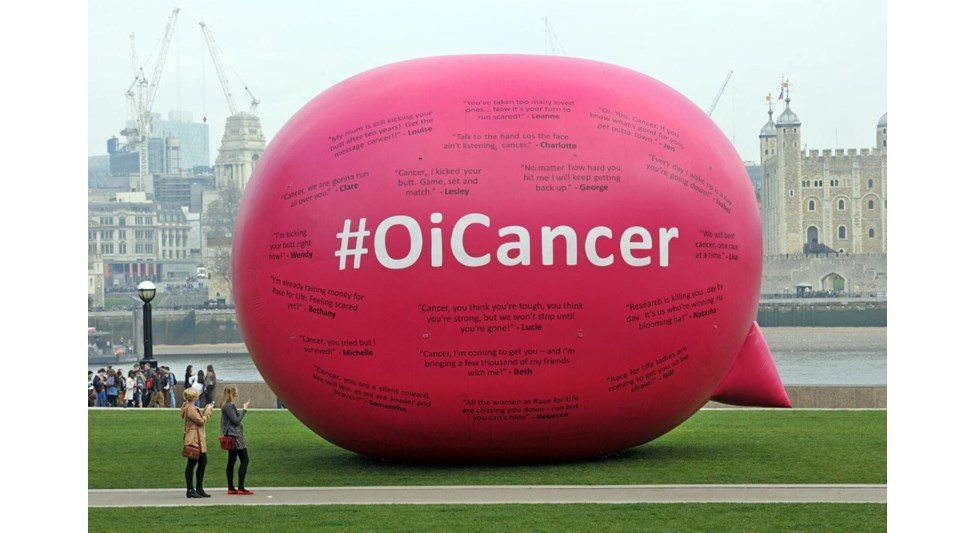 Race for Life events raise vital funds for Cancer Research UK