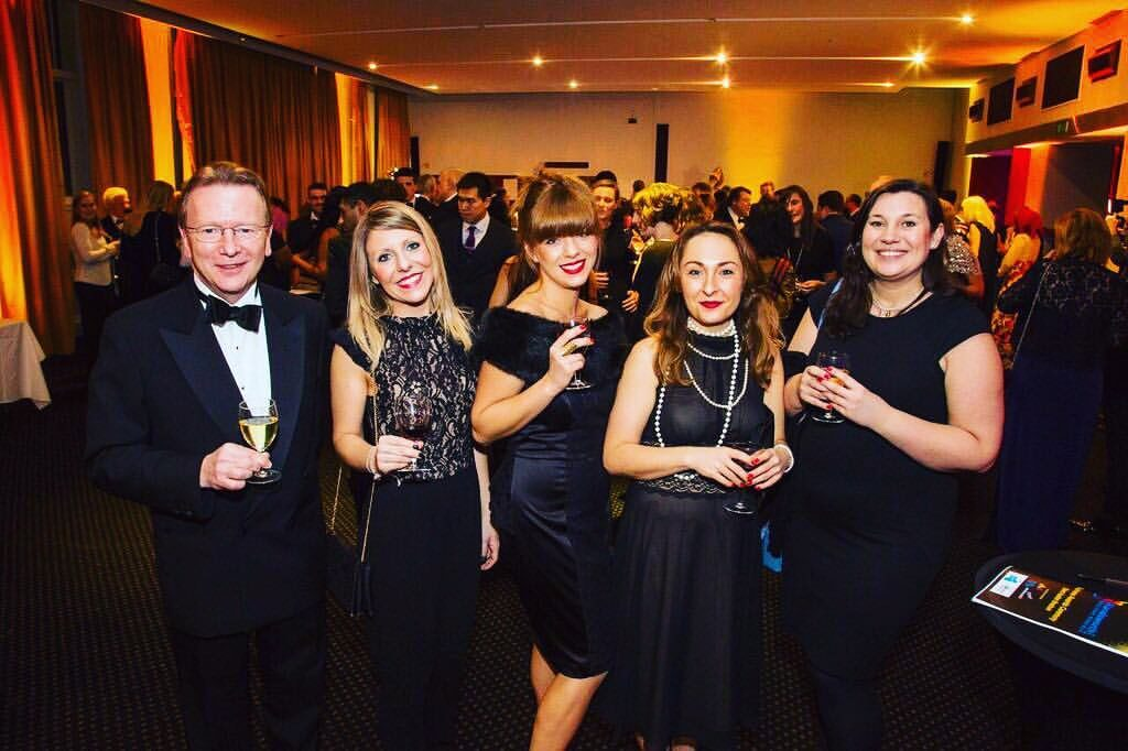 Le bureau and its members win big at the wandsworth business