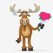 Moji moose
