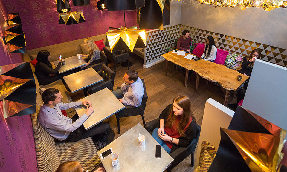 Could coworking in empty restaurants be london s next craze le