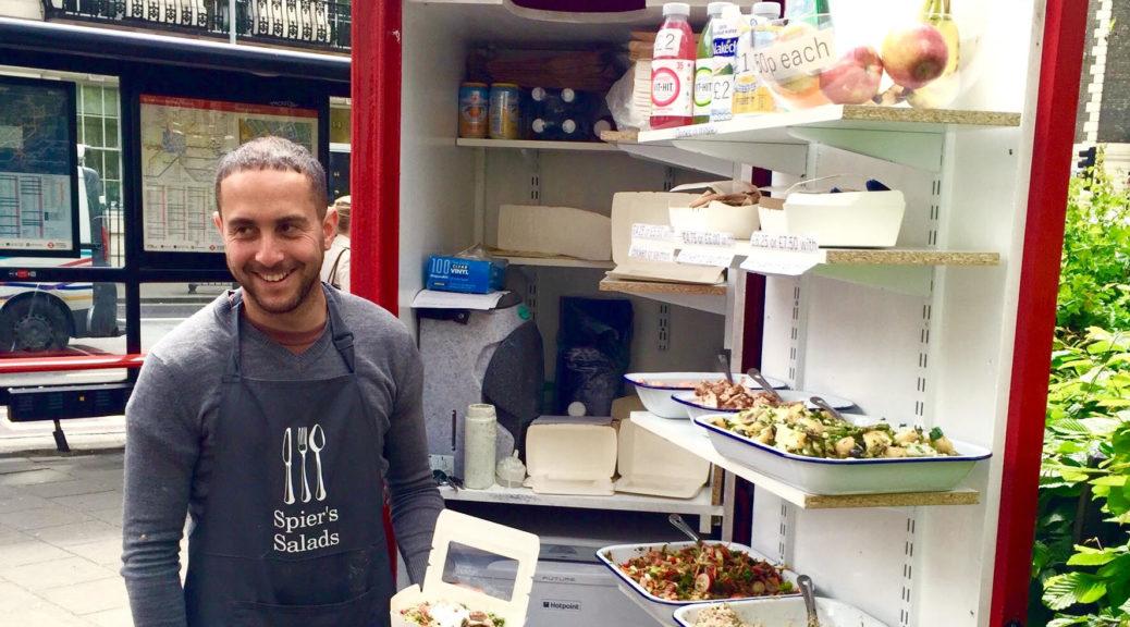 Expect more than salad as spiers opens at battersea studios le bureau
