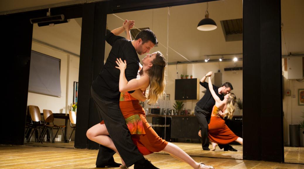 Dance at Battersea Spanish